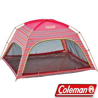 Coleman 美國 | 紅葉圖騰遮陽帳篷 | 秀山莊(CM-22106)