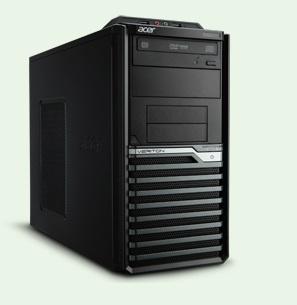 ACER VM6640G-01A  商用電腦 i5-6500;4GB*1;1TB;SM DL;CR / USB3.0;NO OS /500W;USB鍵盤/USB滑鼠;UD.VMUTA.01A