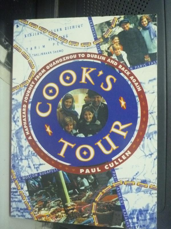 【書寶二手書T5/地圖_HRG】Cook's Tour: A Haphazard Journey from Guangz