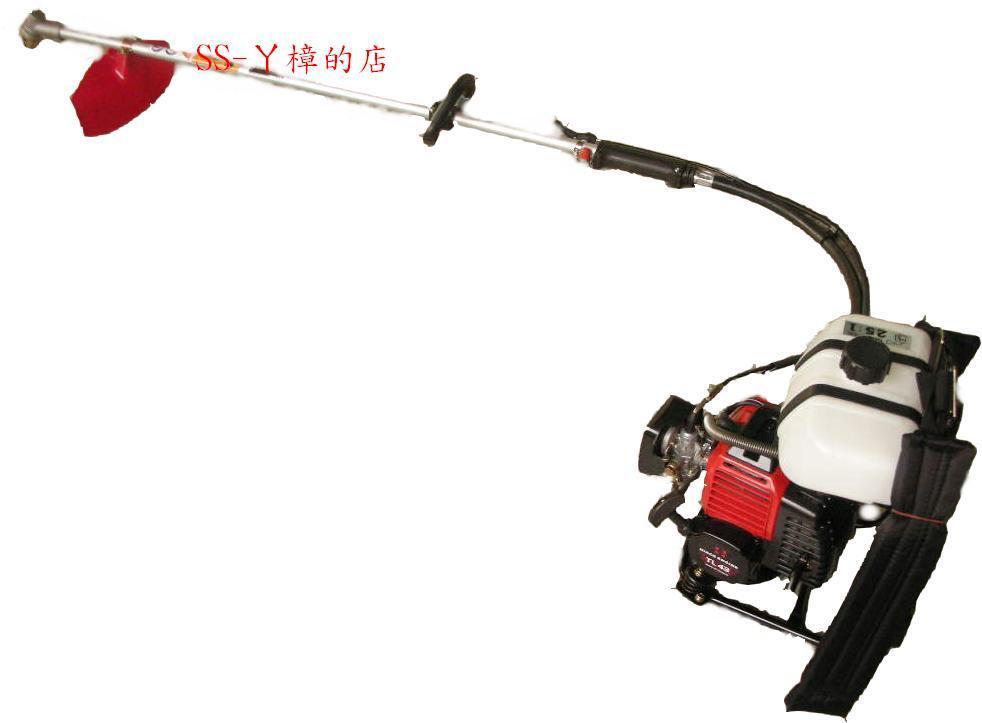 HIACE 43CC背負式軟管割草機TL-43(台灣製造)