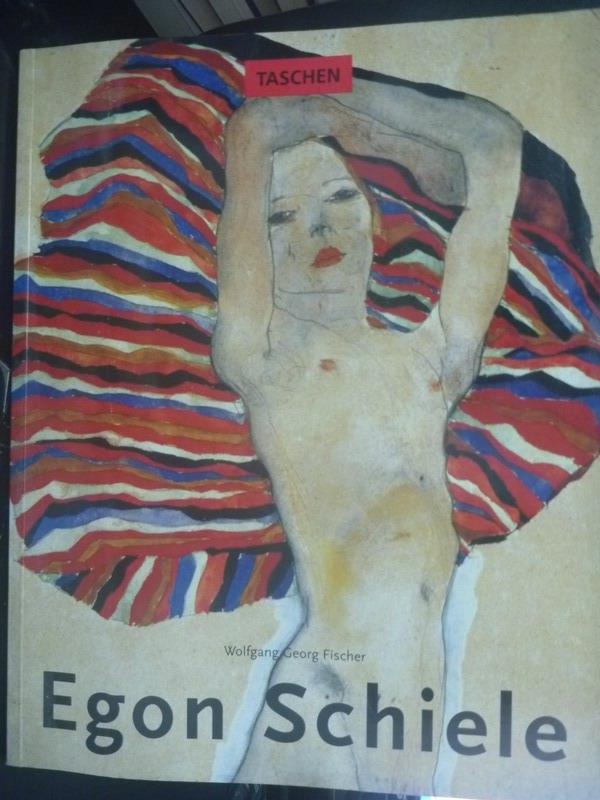 【書寶二手書T1/傳記_YDX】Egon Schiele 1890-1918_Wolfgang Georg