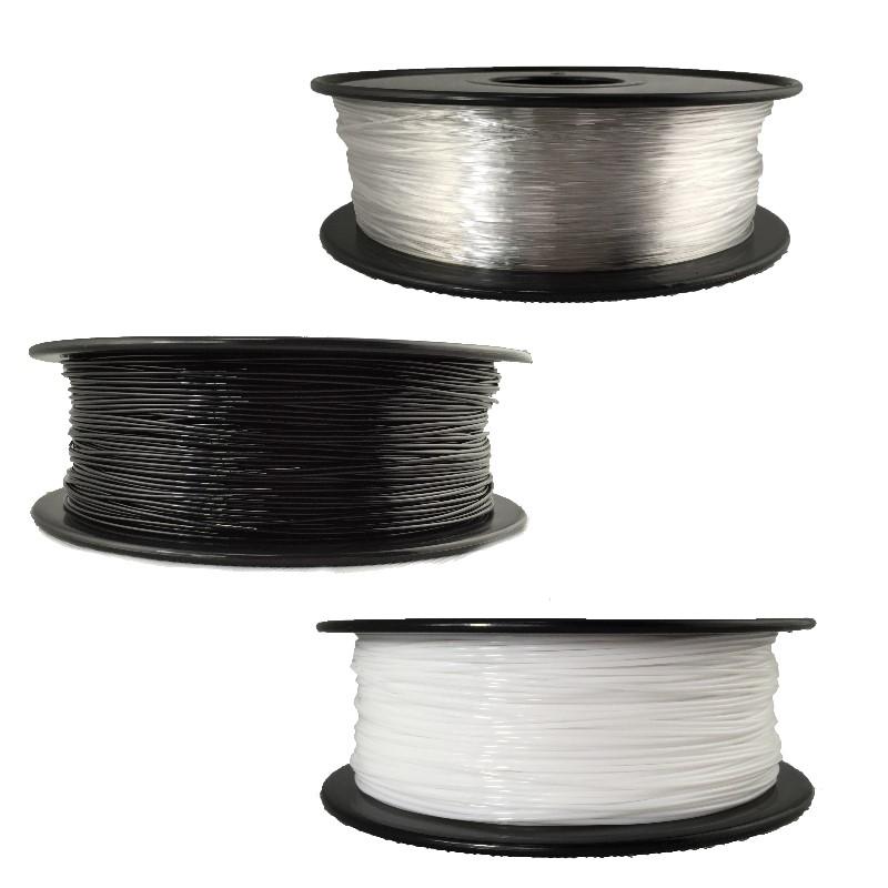 3D列印機耗材【PETG材質 3.00mm】1KG 結合ABS與PLA優點 3D印表機耗材 3D列印耗材 3D耗材