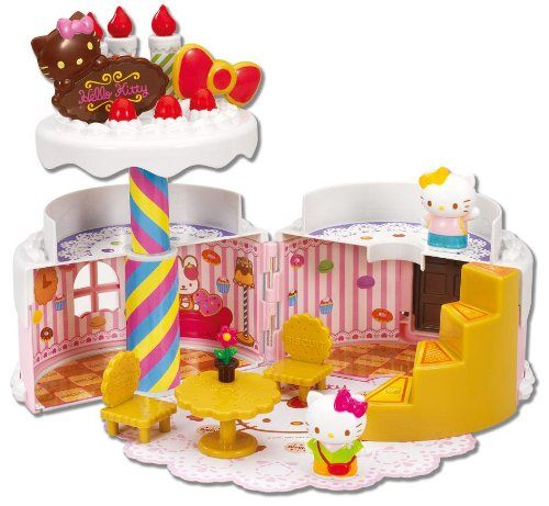 KITTY生日蛋糕玩具組辦家家酒180204海渡