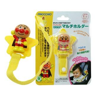 【安琪兒】【PINOCCHIO 】麵包超人推車玩具夾