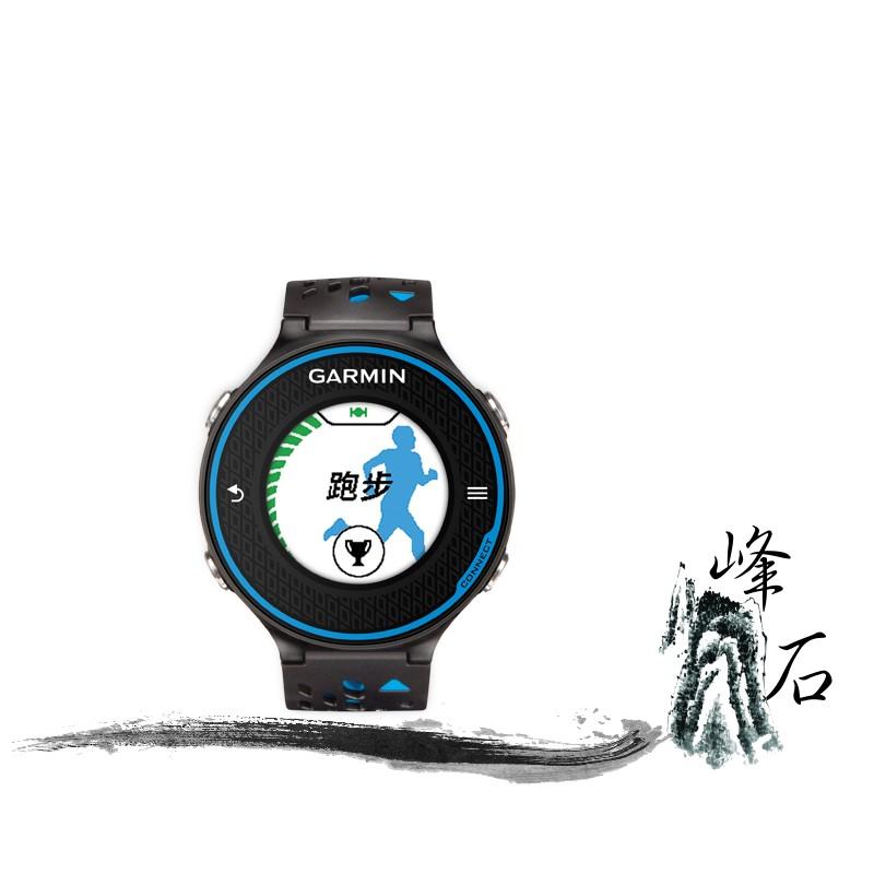 樂天限時促銷!GARMIN Forerunner® 620 中文版 Forerunner 620 專業兩鐵運動錶 跑步 配速 心律   黑藍