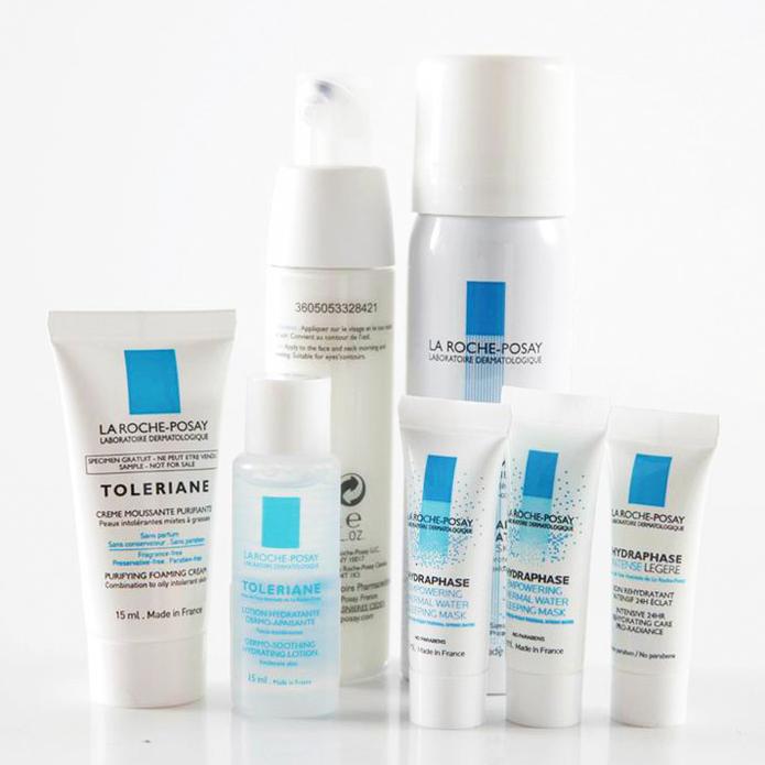 小樣/理膚寶水水感超保濕晚安凝膜3ml 公司樣品中文標