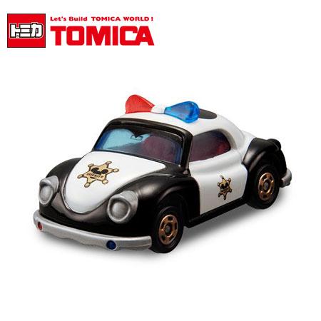 日貨 TOMICA 夢幻米妮警察車 DM-12 多美小汽車 警車 迪士尼 米老鼠 日本進口【B061584】