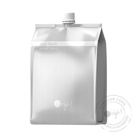 歐萊德 O'right 綠茶洗髮精 400ml-環保包
