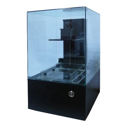光固化3D印表機【UniFun plus 由你玩】列印大小130 * 130 * 180mm 精度0.01mm(1條) 3D列印 SLA 3D印表機 3D列印機 光固化 3D Printer 3D打印機 無毒樹脂