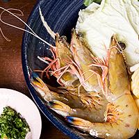 【台北濱江】黃金香蕉蝦(1kg/20隻)
