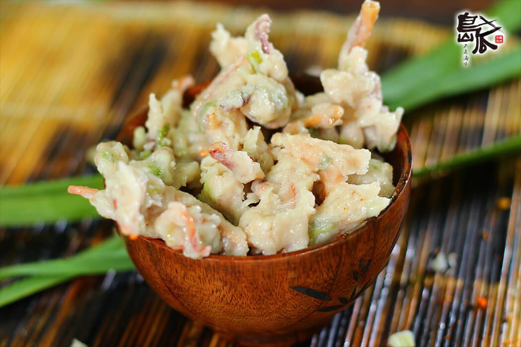 島瓜 古早魷魚羹『三十年傳統火鍋料』350公克