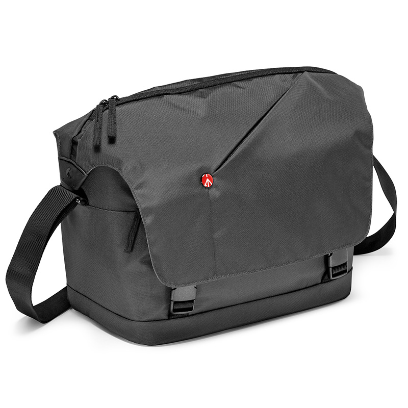 ◎相機專家◎ Manfrotto Messenger 開拓者郵差包 深灰色 MB NX-M-IGY 正成公司貨
