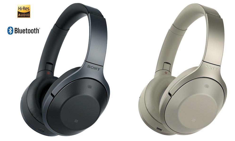 SONY MDR-1000X 立體聲藍芽降噪耳罩式耳機 領先業界個人降噪優化 公司貨 2年保固
