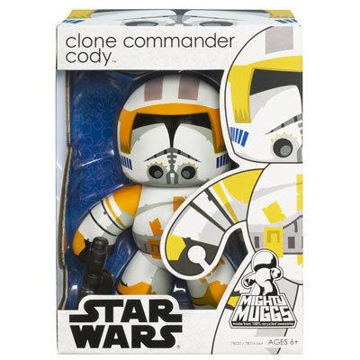《公仔模型王》[StarWars/星際大戰/星球大戰]Mighty Muggs-複製人 柯迪指揮官 Commander Cody