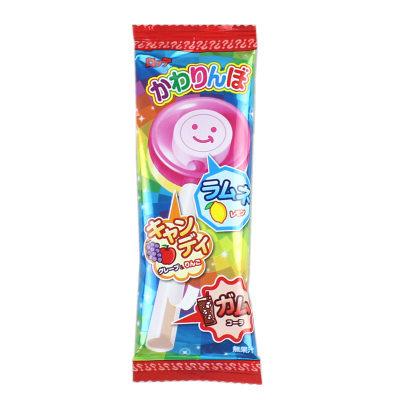 日本Lotte樂天 不可思議棒棒糖