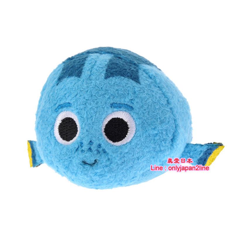 【真愛日本】16091300037專賣店限定tsum娃S-多莉    迪士尼 海底總動員 小丑魚 疊疊樂  手玉娃娃