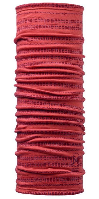 《台南悠活運動家》 BUFF 西班牙 MERINO 美麗諾印花羊毛頭巾 111123