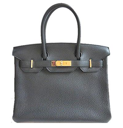 <心斎橋musee >Hermes Birkin30 BLACK Taurillon Clemence Gold hardware NEW 新商品