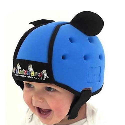 【安琪兒】英國Thudguard嬰幼兒學步防撞帽(天空藍)