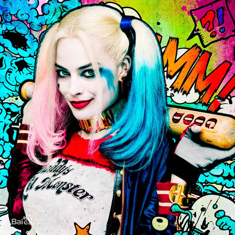自殺小隊cosplay Halloween角色扮演哈莉·奎茵小丑女萬聖節服裝