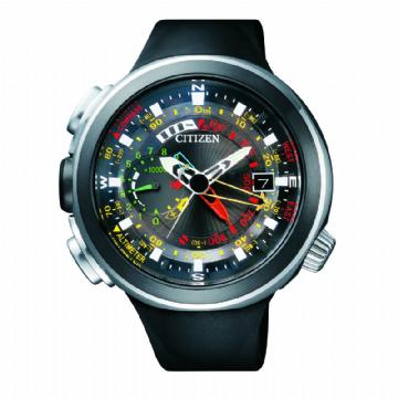 CITIZEN DLC高耐磨處理Duratect光動能錶/BN4035-08E