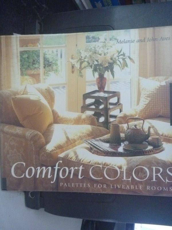【書寶二手書T8/建築_YDE】Comfort colors : palettes for liveable