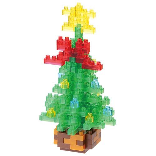 【 nanoblock 】NBC-155聖誕樹