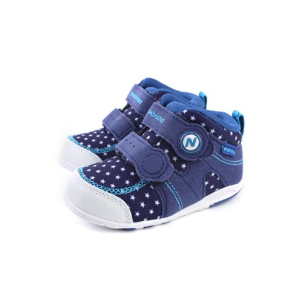 New Balance FS123系列 復古鞋 藍色 小星星 小童 no125