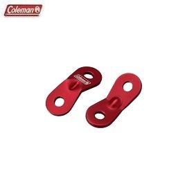 [ Coleman ] 營繩調節片 10入 / 公司貨 CM-A035