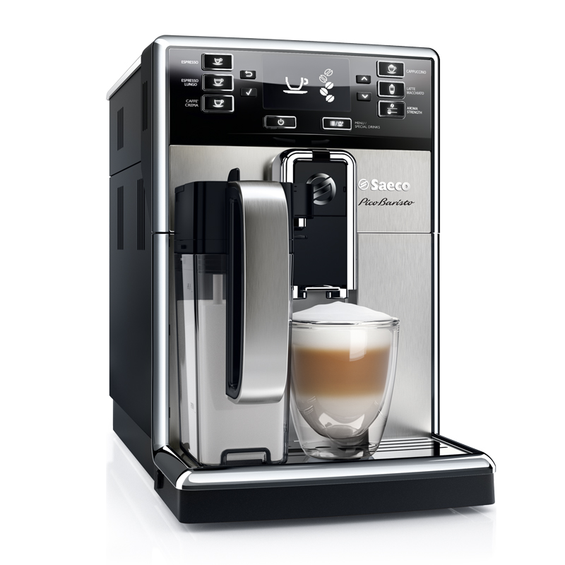 【飛利浦 PHILIPS】Saeco PicoBaristo 全自動義式咖啡機(HD8927)