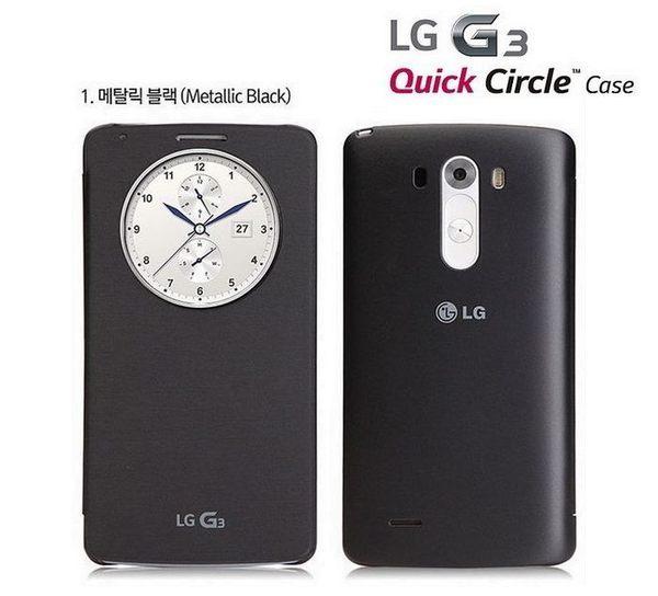 LG G3 D855 D850 原廠視窗感應皮套、智能保護套,支援無線充電【CCF-340G】原廠盒裝公司貨