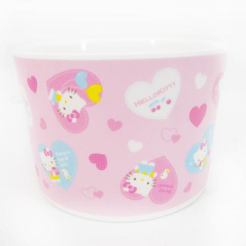 【真愛日本】15091900006大水杯-愛心粉  三麗鷗 Hello Kitty 凱蒂貓  水杯  杯子  正品