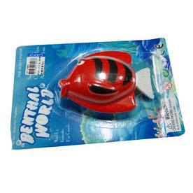 『121婦嬰用品館』亞米兔 發條水中玩具-熱帶魚