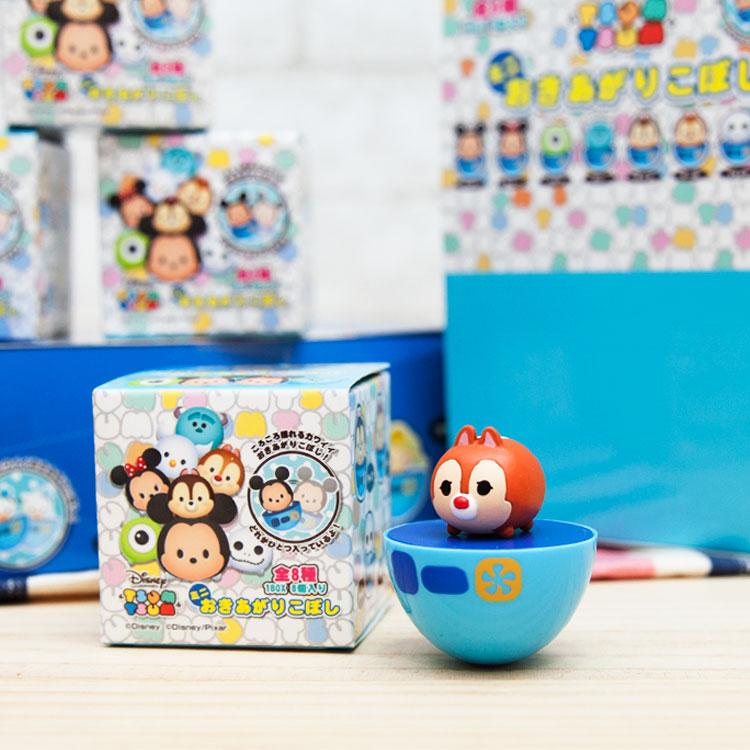 PGS7 日本迪士尼系列商品 - 迪士尼 TSUM TSUM 系列 不倒翁 盒裝 玩具 盒玩
