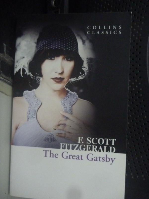 【書寶二手書T7/原文小說_IPV】The Great Gatsby_Francis Scott Fitzgerald