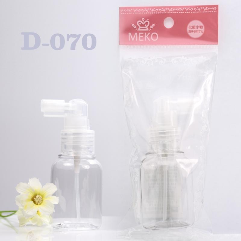 MEKO 圓形長噴嘴瓶(50ml) D-070