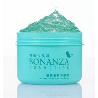 Bonanza寶藝BONANZA 寶藝 逆時胜肽冷敷劑凍膜250g 【淨妍美肌】