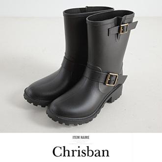 整點特賣♥樂天獨家Supersale 尺寸請填在備註欄 LINAGI里奈子精品【E932-549】風靡歐美日韓風格雙皮帶釦造型裝飾機車時尚雨靴