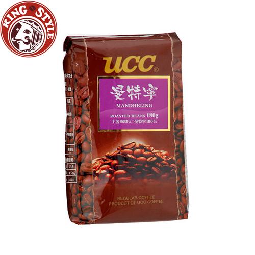 金時代書香咖啡【UCC】曼特寧咖啡豆180g