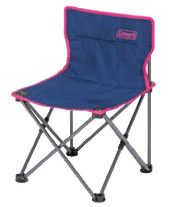【鄉野情戶外專業】 Coleman |美國|  吸震摺椅 / 露營折疊椅 / 兒童座椅_海軍藍 _CM-3102JM000