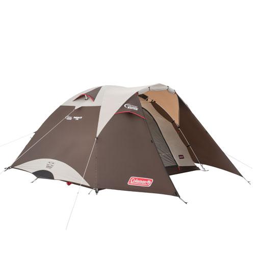 【露營趣】中和 附充氣墊 coleman 氣候達人BREATHE圓頂帳/270 4~5人帳篷 鋁合金帳篷 露營帳篷 CM-27282
