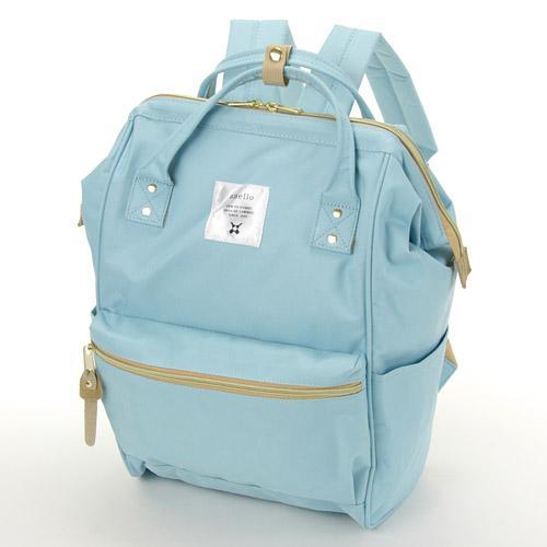 anello後背包-水藍色/日本原裝進口 現貨供應中(不用代購 不用等待)