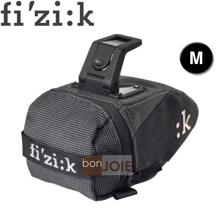 ::bonJOIE:: Fizik PA:K ICS (M號)(全長約15公分) 吊掛式座墊包 坐墊包 座墊袋 車尾包 fi'zi:k Saddle Bag with Clip