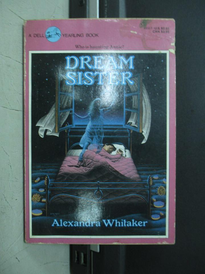 【書寶二手書T6/原文小說_JQX】Dream Sister