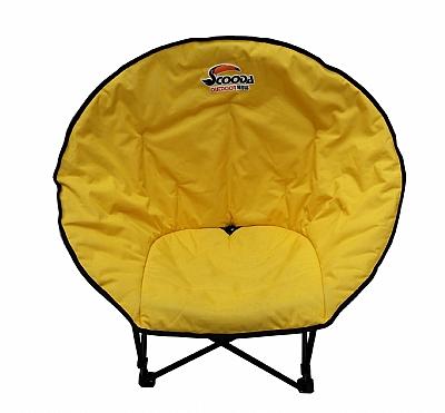 【鄉野情戶外專業】 SCOODA  台灣   速可搭 月亮椅休閒椅 露營椅 折疊椅 戶外躺椅 貝殼型椅 _C-012