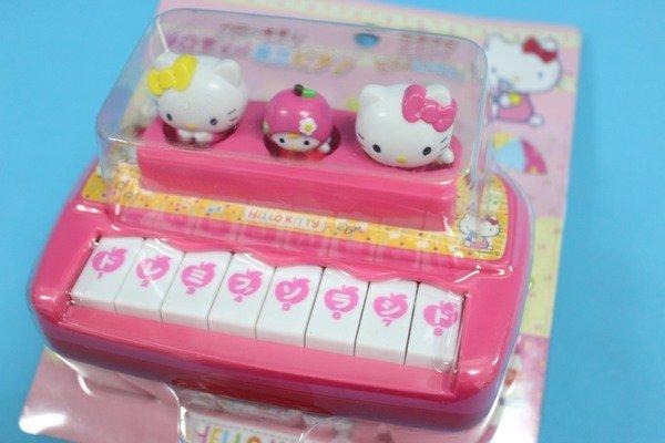 Hello Kitty凱蒂貓音樂電子琴 KT音樂電子琴玩具~授權商品(內附電池)/一組入{促359}