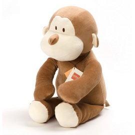 美國miYim有機棉安撫娃娃-布布小猴大型100cm