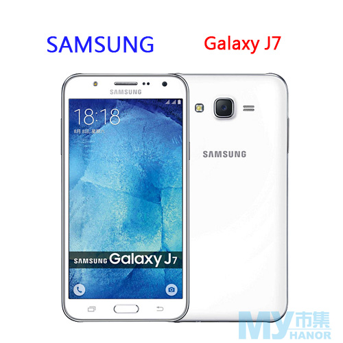SAMSUNG GALAXY J7 (J700F) 八核心雙卡雙待手機~送9H鋼化玻璃貼+側掀書本式皮套+5200mAh移動電源