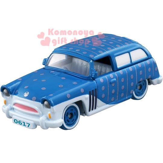 〔小禮堂〕海底總動員2 TOMICA小汽車《藍.鯨鯊命運》經典造型值得收藏