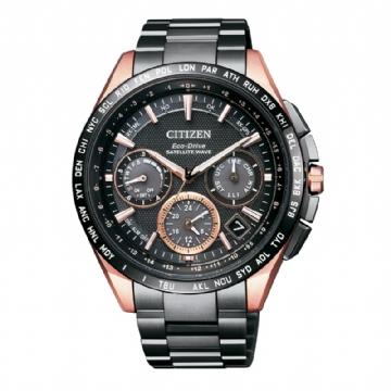 CITIZEN 限量GPS衛星對時錶光動能金城武廣告錶款/CC9016-51E